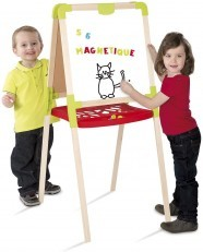 Smoby Double Sided Wooden Easel