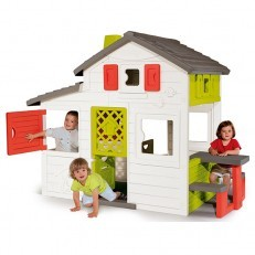Smoby Friends House Playhouse