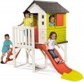 Smoby Playhouse on Stilts with Slide