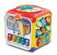 Vtech Discovery Cube Best Educational Infant Toys Stores Singapore