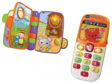 Vtech Storytime Rhyme and First Smart Phone Gift Set