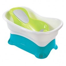 Summer Infant Comfort Height Bath Tub