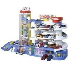 Takara Tomy Super Auto Tomica Car Building