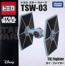 TSW-03 Tomica Star Wars TIE Fighter