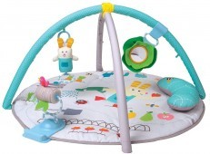Taf Toys Garden Tummy Time Gym activity playmat