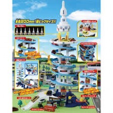 Takara Tomy Tomica DX Tower + FREE Car