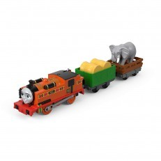 Thomas & Friends TrackMaster Nia & Elephant