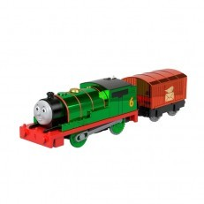 Thomas & Friends Trackmaster Metallic Celebration Percy