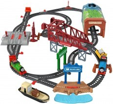 Thomas & Friends Trackmaster Talking Thomas & Percy Set