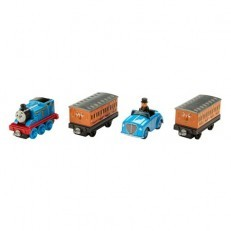 Thomas & Friends Adventures Sodor Celebration (4 pack)