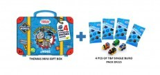 Thomas & Friends Little Adventurer Minis Gift Box carry case