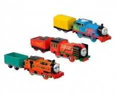 Thomas & Friends TrackMaster, Around the World (3-Pack)