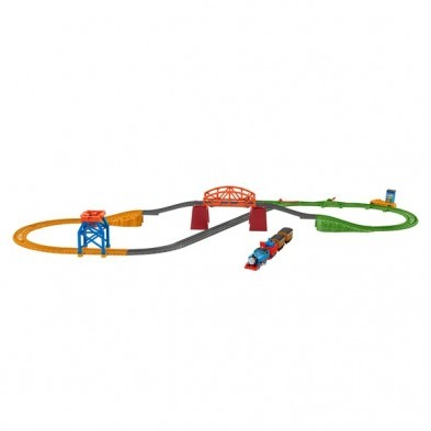 Trackmaster 3 in 1 Package Pickup with Annie & Clarabel