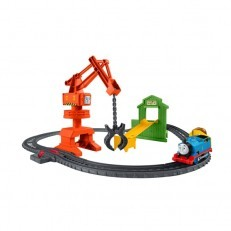 Thomas & Friends Trackmaster Cassia Crane & Cargo - DAMAGED BOX