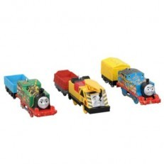 Thomas & Friends Trackmaster Digging For Treasure (3 Pack)