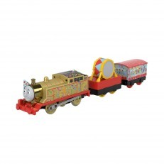 Thomas and Friends Trackmaster Golden Thomas