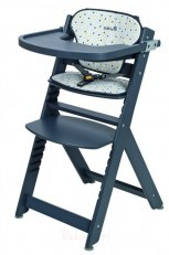Safety 1st Timba & Cushion Grey Patch high chair