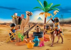 Playmobil Tomb Raiders Camp