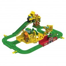 Tomy Big Loader John Deere Johnny Tractor & The Magical Farm