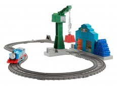 Thomas & Friends Trackmaster Demolition at the Docks Set