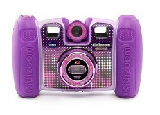 VTech Kidizoom Twist Connect Camera (Purple)