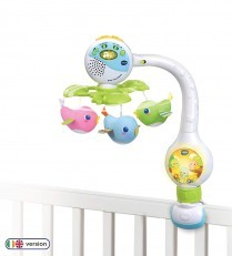 Vtech Birdie Travel Mobile for playpen