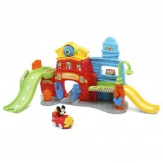 Vtech Go Go Smart Wheels Mickey Silly Slides Fire Station
