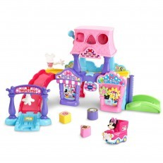 Vtech Go Go Smart Wheels Minnie Ice Cream Parlor