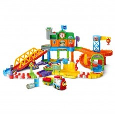 Vtech Go Go Smart Wheels Roadmaster Train Set