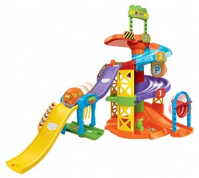 Vtech Toot Toot Drivers Parking Tower/Spinning Spiral Tower