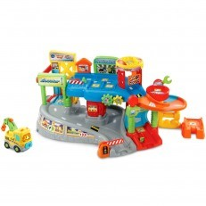 Vtech Go Go Smart Wheels Tow and Go Garage