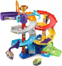 Vtech Go Go Smart Wheels Ultimate Corkscrew Tower