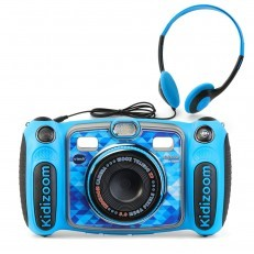 Vtech Kidizoom Camera Deluxe Duo 5.0 (sky blue)
