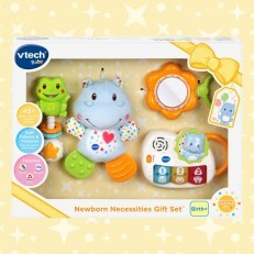 Vtech Newborn Necessities Shower Gift Set (Yellow)