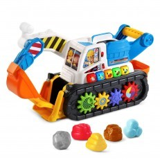Vtech Scoop & Play Digger excavator