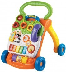 Vtech Sit to Stand Learning Walker DAMAGED BOX