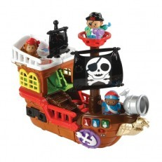 Vtech Toot Toot Friends Kingdom Pirate Ship Treasure Seekers