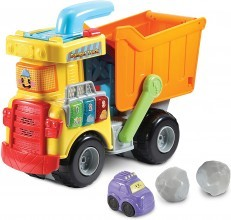 Vtech Toot Toot Drivers Dumper Truck/ Ramp it Up Dump Truck