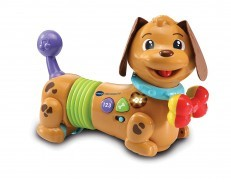 Vtech Walk & Wiggle Learning Pup