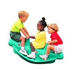Little Tikes Whale Teeter Totter rocker