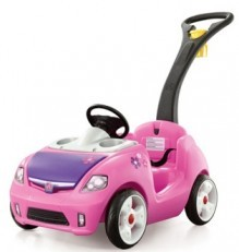 Step2 Whisper Ride II (Pink) push around ride on