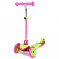 Zycom Zing Scooter Green Pink