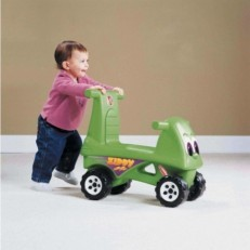 Step2 Zippy Go-Rider 2 in 1 Walker & Ride-On