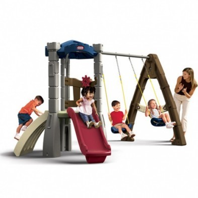 Little Tikes Endless Adventures Look Out Swing Set