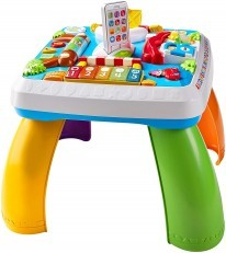 Fisher Price Around The Town Learning Activity Table