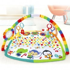 Fisher Price Baby's Bandstand Activity Gym + FREE Maracas
