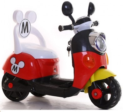 Battery Operated Scooter (Mickey Mouse design)