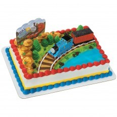 Thomas Cake Decor