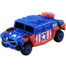 Disney Tomica Captain America