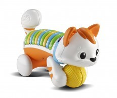 Leapfrog Count and Crawl Kitty (orange/pink)